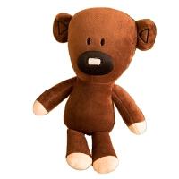 毛绒公仔礼物送女生 先生的泰迪熊 先生泰迪熊公仔毛绒玩具玩偶 儿童生日礼物