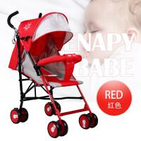 婴儿车推车可坐可躺宝宝手推车轻便折叠便携简易儿童推车小孩推车