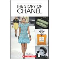 【现货】英文原版 ELT Readers:Level 3: The Story of Chanel (book + CD
