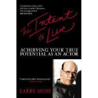 【预订】The Intent to Live: Achieving Your True Potential as