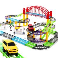 儿童智力电动玩具汽车1-2-3周岁小女孩男童宝宝4-5-6-7岁男孩子