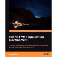 【预订】Ext.Net Web Application Development