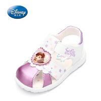 【99元任选2双】迪士尼Disney童鞋婴幼童宝宝鞋新款幼童鞋儿童透气防滑凉鞋学步鞋(0-4岁可选)FS0560