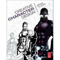 【预订】Creative Character Design