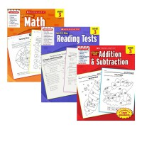【三年级3册】学乐成功系列 Scholastic Success Grade 3 Grammar/Writing/Re