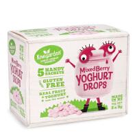 新西兰 奇异果园 kiwigarden 混合梅果酸奶溶豆 宝宝 健康零食
