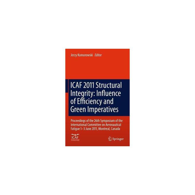 【预订】Icaf 2011 Structural Integrity: Influence of 美国库房发货,通常付款后3-5周到货!