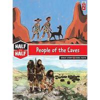 【预订】People of the Caves: Great Story & Cool Facts