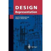 【预订】Design Representation