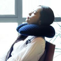 记忆棉U型枕头护颈枕颈椎U形旅行飞机头枕护脖子汽车午睡颈枕