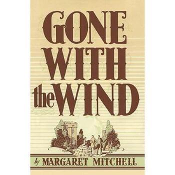 【现货】英文原版 飘/乱世佳人Gone with the Wind 精装收藏版 国营进口!品质保证!