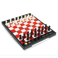 中号磁石国际象棋 旅游随身便携折叠磁性棋 益智游戏