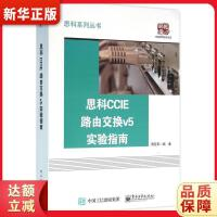 思科CCIE路由交换v5实验指南 周亚军著 电子工业出版社 9787121284779 新华正版 全国85%城市次日达