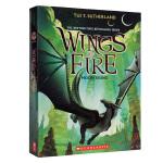 【中商原版】火焰之翼6 英文原版 Moon Rising Wings of Fire Tui T Sutherland