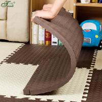 儿童泡沫地垫拼接爬爬垫卧室地板垫子厚2.5cm拼图爬行垫大号60