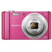 索尼 DSC-W810 数码相机 2000万像素6倍变焦 全景扫描数码相机 W710升级版