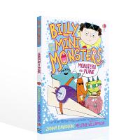 比利和迷你怪兽 飞机上的怪物们 Billy and the Mini Monsters Monsters on a Pl
