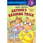 Arthurs Reading Trick (Step into Reading, Step 3) 亚瑟的阅读故事 ISBN 9780375829772
