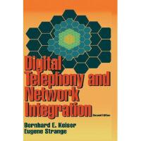 【预订】Digital Telephony and Network Integration