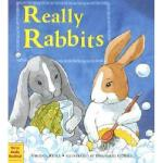 【预订】Really Rabbits
