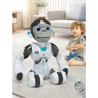 智能大明猩遥控仿真猴子电动机器人