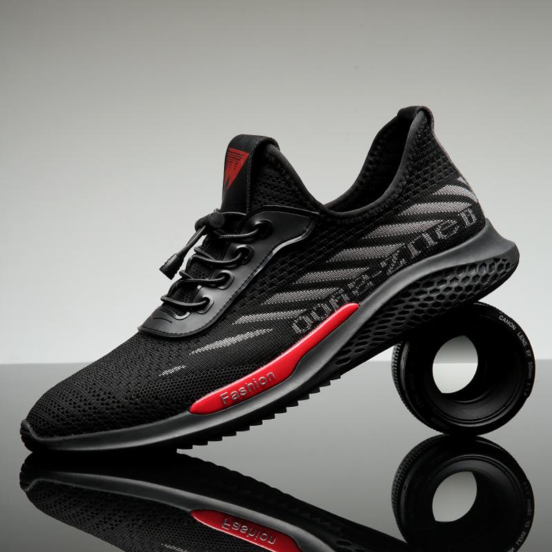 承发 运动男士休闲慢跑步透气网布鞋子男 78357 店铺上新,男靴爆款热卖,快来看看吧~