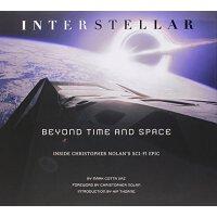 Interstellar: Beyond Time and Space 星际穿越 设定集【英文原版 星际穿越画册、超越