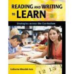 【预订】Reading and Writing to Learn: Strategies Across the