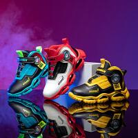 哆啦A梦男童篮球鞋2020秋冬款防滑韩版潮流运动中大童儿童鞋子DL5103956