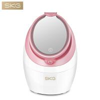 SKG 蒸脸器 美容仪 蒸脸补水仪家用 热喷 纳米水离子 深层保湿 清洁护肤 3401