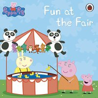 粉红猪小妹:市集的乐趣【现货】英文原版童书 Peppa Pig: Fun at the Fair 小猪佩奇
