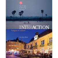 【预订】Interaction: Langue Et Culture
