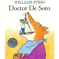 Doctor DeSoto《老鼠牙医生》 (1983年纽伯瑞银奖) ISBN9780312611897