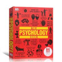 【现货】英文原版 DK心理学百科 The Psychology Book 英版精装 全彩铜版纸