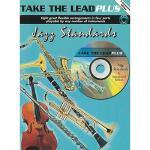【预订】Take the Lead Plus Jazz Standards: Eb Woodwind [With