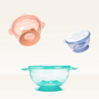 儿童碗6个月宝宝吸盘碗婴儿辅食碗1岁训练吃饭餐具