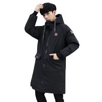新款棉衣男冬季中长款加厚外套潮流韩版大码羽绒棉袄冬天棉服