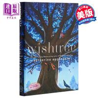 【中商原版】Wishtree许愿树 纽伯瑞得奖作者作品Katherine Applegate 儿童文学故事小说 善良友谊