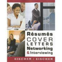 【预订】Resumes, Cover Letters, Networking, & Interviewing