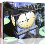 百本必读 大卫・威斯纳 David Wiesner 英文原版绘本5册套装 Three Pigs, Flotsam,Tu