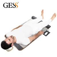 GESS 德国品牌 颈部腰部肩背部 按摩垫 家用床垫靠垫按摩床 气压按摩垫 GESS6600
