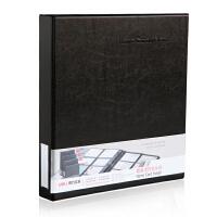 得力5797活页名片册名片簿名片夹480张大容量商务名片册