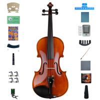 思雅晨Saysn小提琴初学入门演奏晋级考级成年人儿童练习考级小提琴 全手工TL004-3 4/4 3/4 1/2 1/