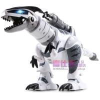 智能电动恐龙玩具 霸王龙会走路儿童遥控机器人动物仿真女男孩4岁-10岁