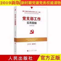 党支部工作实用图解(2019新版)根据《中国共产党支部工作条例(试行)》编写 基层党建党务党支部工