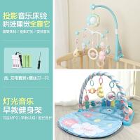 婴儿床铃婴儿床铃3-6-12个月新生床头摇铃旋转挂件宝宝0-1岁益智玩具女孩