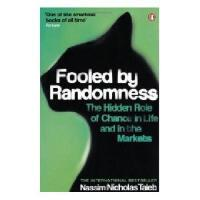 Foolde by Randomness 英文原版 *漫步的傻瓜 《黑天鹅》作者纳西姆・尼古拉斯・塔勒布经典力作