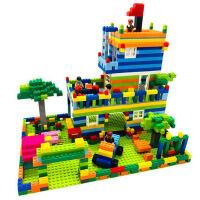 兼容�犯�1000小颗粒澳洲积木拼装6基础散配件8通用lego积木墙玩具