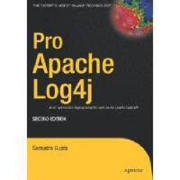 【预订】Pro Apache Log4j