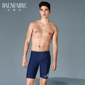 【顺丰急送达】范德安男士五分平角泳裤 速干加大码性感游泳衣 专业运动竞速泳衣